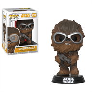 Chewbacca - Star Wars: Solo Bobble Head- Funko POP Vinyl