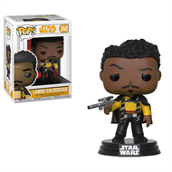 Lando Calrissian - Star Wars: Solo Bobble Head- Funko POP Vinyl