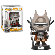 Enfys Nest - Star Wars: Solo Bobble Head- Funko POP Vinyl