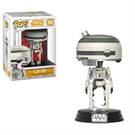 L3-37 - Star Wars: Solo Bobble Head- Funko POP Vinyl