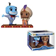 Aladdin e Gênio Primeiro Desejo Disney - Funko POP Movie Moment