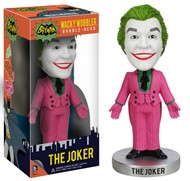 Joker - Batman Classic Tv Serie 1966 - Funko Bobble-head