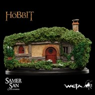 Vila Hobbit - Modelo 34 Lakeside - The Hobbit - Weta Workshop