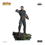 Captain America BDS Art Scale 1/10 - Avengers: Infinity War MARVEL - IRON STUDIOS
