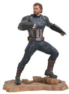 Capitão America Avengers: Infinity War Marvel Gallery Statue - Diamond Select Toys