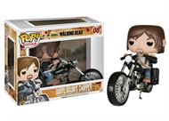 Daryl Dixon e Chopper moto - The Walking Dead - Funko POP