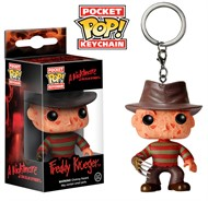 Freddy Krueger - Hora do Pesadelo - Funko Pop Terror Pocket Chaveiro