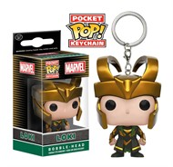 Loki - Thor Marvel - Pocket Chaveiro