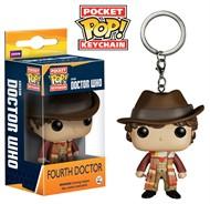 Dr Who 4º Doutor Chaveiro - Funko Pocket