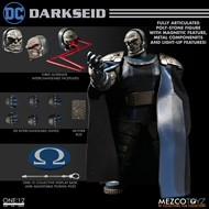 Darkseid Overlord of Apokolips DC COMICS - Escala 1/12 Action Figure - Mezco Toys