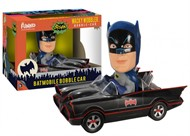 Batman E Batmovel Adam West Classic 1966 - Funko