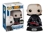 Darth Vader Unmasked sem máscara - Star Wars - Funko POP Star Wars