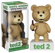 Ursinho Ted 2 Talking - Funko Bobble-Head