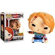 Chucky no Carte - Brinquedo Assassino 2 Child's Play - Funko Pop EX Hot Topic