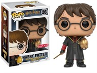 Harry Potter The Golden Egg Target - Funko POP Filmes EXCLUSIVO