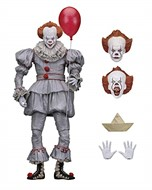 A Coisa Pennywise Ultimate - IT (2017) – NECA