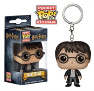 Harry Potter - Harry Potter - Funko Pop Pocket Chaveiro