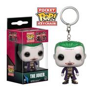 The Joker Chaveiro - Esquadrão Suicida Suicide Squad - Funko Pocket