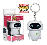 Eva - Wall-e - Disney - Funko Pocket Chaveiro