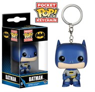 Batman Chaveiro Dc Comics - Funko Pop Pocket