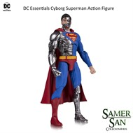 Cyborg Superman DC Essentials 6 Inch Action Figure - DC Collectibles