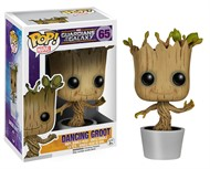 Groot Dancing - Guardiões Da Galáxia - Funko Pop Marvel
