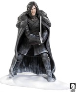 John Snow Figura - Game Of Thrones - Dark Horse Deluxe Hbo