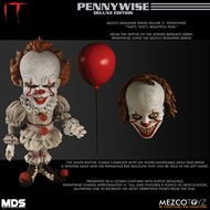 IT: Pennywise A Coisa Deluxe Stylized - Mezco Toys