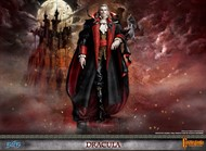 Dracula Edição Regular - Castlevania: Symphony of the Night Game - First 4 Figures
