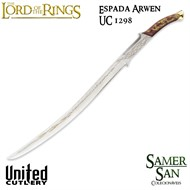 Espada Arwen Hadhafang - Lord of The Rings Senhor dos Anéis United Cutlery UC1298