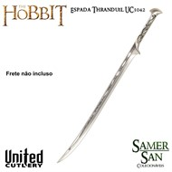 Espada Thranduil - Rei do Reino da Floresta - The Hobbit United Cutlery UC3042