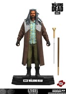 Ezequiel Ezekial - The Walking Dead Action Figure - McFarlene Toys Color Tops Series