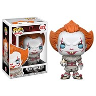 IT Pennywise Clown 472 - Funko POP TERROR Filmes