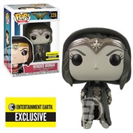 Wonder Woman Movie Cloak Sepia #229 - Funko POP Filmes Entertainment Earth EXCLUSIVO