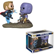 Thor vs. Thanos - Avengers Guerra Infinita MARVEL - Funko POP Movie Moments