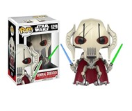 General Grievous 129 Star Wars - Walgreen's - Funko POP EXCLUSIVO