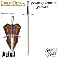 Espada Glamdring - Gandalf Lord of The Rings United Cutlery UC1265