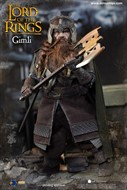 Gimli - The Lord of The Rings - O Senhor dos Anéis - Art Scale 1/6 - Asmus Toys