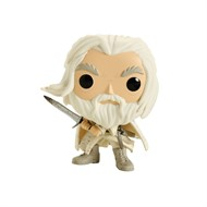 Gandalf the White O Branco - O Senhor dos Anéis - Hobbit - Funko POP Filmes HOT TOPIC Exclusivo