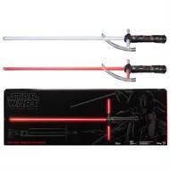 Kylo Ren Sabre de Luz - Force FX Deluxe Lightsaber - Star Wars O Despertar da Força - Hasbro