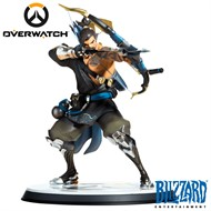 Hanzo Shimada - Overwatch Game Estátua - Blizzard Entertainment