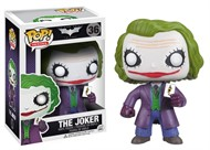The Joker - The Dark Knight DC Comics - Funko Pop Herois