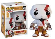 Kratos God Of Wars - Funko Pop Games