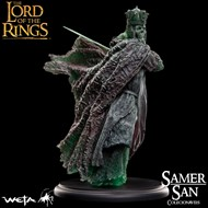 O Rei dos Mortos Estátua The King of the Dead - Senhor dos Anéis Lord of the Rings - Weta Workshop