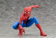 The Amazing Spider-Man MARVEL ArtFX+ Estátu 1/10 - Kotobukiya