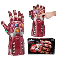Manopla Iron-Man The Avengers: Endgame Marvel Legends Series Gauntlet Articulated Electronic Fist - HASBRO