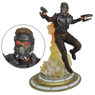 Star-Lord Estatua Marvel Gallery Guardiões da Galáxia Vol. 2 - Diamond Select Toys