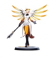 Mercy - Overwatch Game Estátua - Blizzard Entertainment
