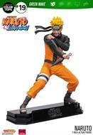 Naruto Shippuden - Naruto - McFarlene Brinquedos Color Tops Series