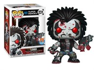 Lobo c/ Sangue - DC Comics - Funko POP - Previews Exclusivo